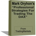 Mark Oryhon – Professional Strategies For Trading The DAX comes with bonus